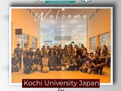 Welcoming Kochi University, Japan for Japanese Teaching Practical Programme 2019