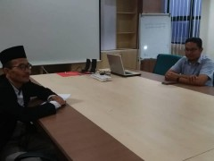 A visit by Deputy Rector of IAIN Salatiga Indonesia