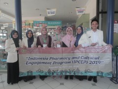 Indonesia Pharmacy and Cultural Engagement Programme (IPCEP) 2019