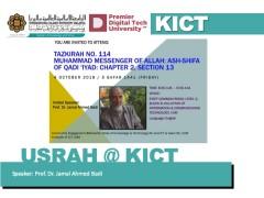 Usrah at KICT