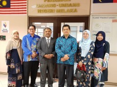 The Office of Melaka State Legal Adviser ready to collaborate to galvanise AIKOL alumni
