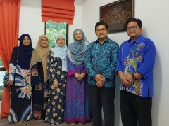 AIKOL CONTINUES VISITING ALUMNI TO BETTER ENGAGE WITH THEM
