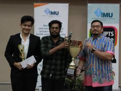 Congratulations to the Winners of HEP-IPTS Intervarsity Debating Championship 2019