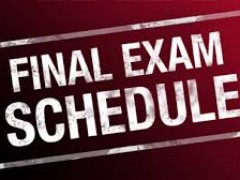 NOTICE ON PRELIMINARY EXAMINATION TIMETABLE FOR SEMESTER 2,  2019/2020