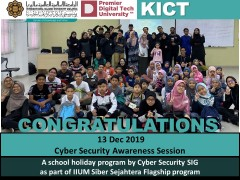 Cyber Security Awareness Session
