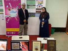 Congratulations to Dr. Affendi on the Silver Medal at Malaysian Technology Expo 2020