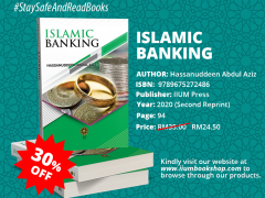 OFFER!!! : ISLAMIC BANKING