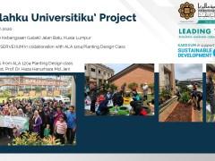 'Sekolahku Universitiku' Project
