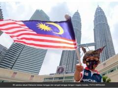 Kajian bukti rakyat Malaysia sentiasa bangga dengan negara