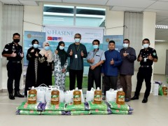 Food Distribution Campaign funded by Hasene International V.e.