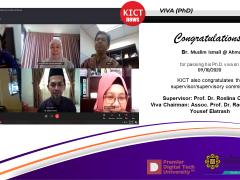 Congratulations Br. Muslim Ismail @ Ahmad