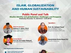 ISLAM, GLOBALIZATION AND HUMAN SUSTAINABILITY