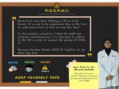COVID-19: A message to Everyone [KOSHSEC]
