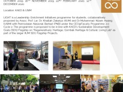 LIGHT: LEADERSHIP ENRICHMENT INITIATIVES PROGRAMME