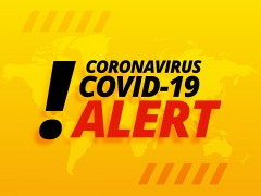 COVID-19 ALERT FOR PREVENTION (STAFF & VISITORS)