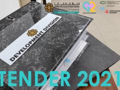 Tender Notice Fire Alarm System IIUM Kuantan Campus 2021