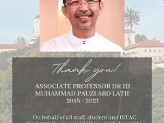 Thank You Assoc. Prof. Dr. Hj. Muhammad Puzi Abd Latif