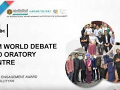 IIUM TAKRIM 2021 : IWON WON SPECIAL AWARD