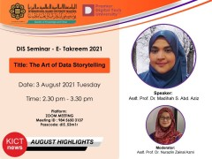 DIS Seminar - E- Takreem 2021