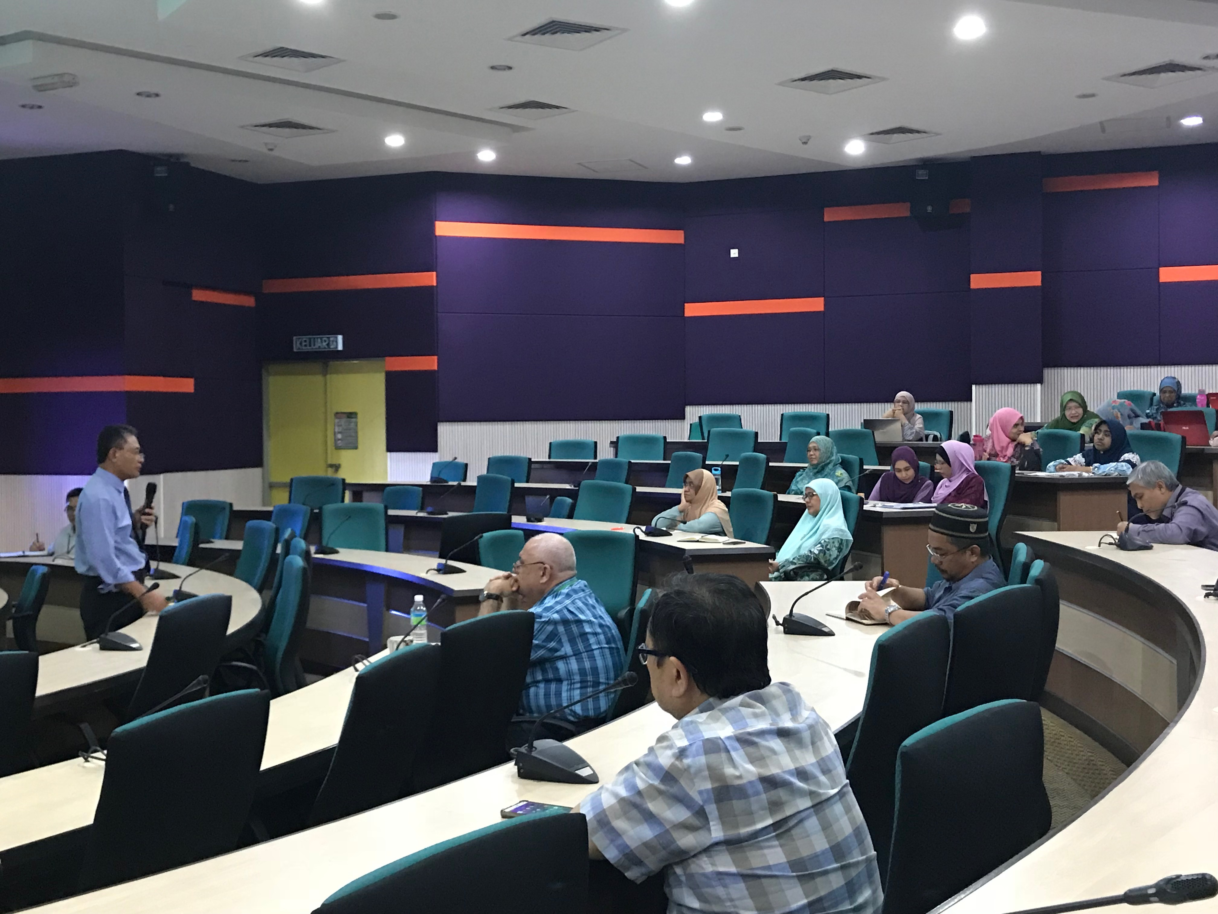 ROADSHOW No. 2 -  IIUM GLOBAL PROMINENCE PROJECT FOR KULLIYYAH OF INFORMATION AND COMMUNICATION TECHNOLOGY (13th March 2018)