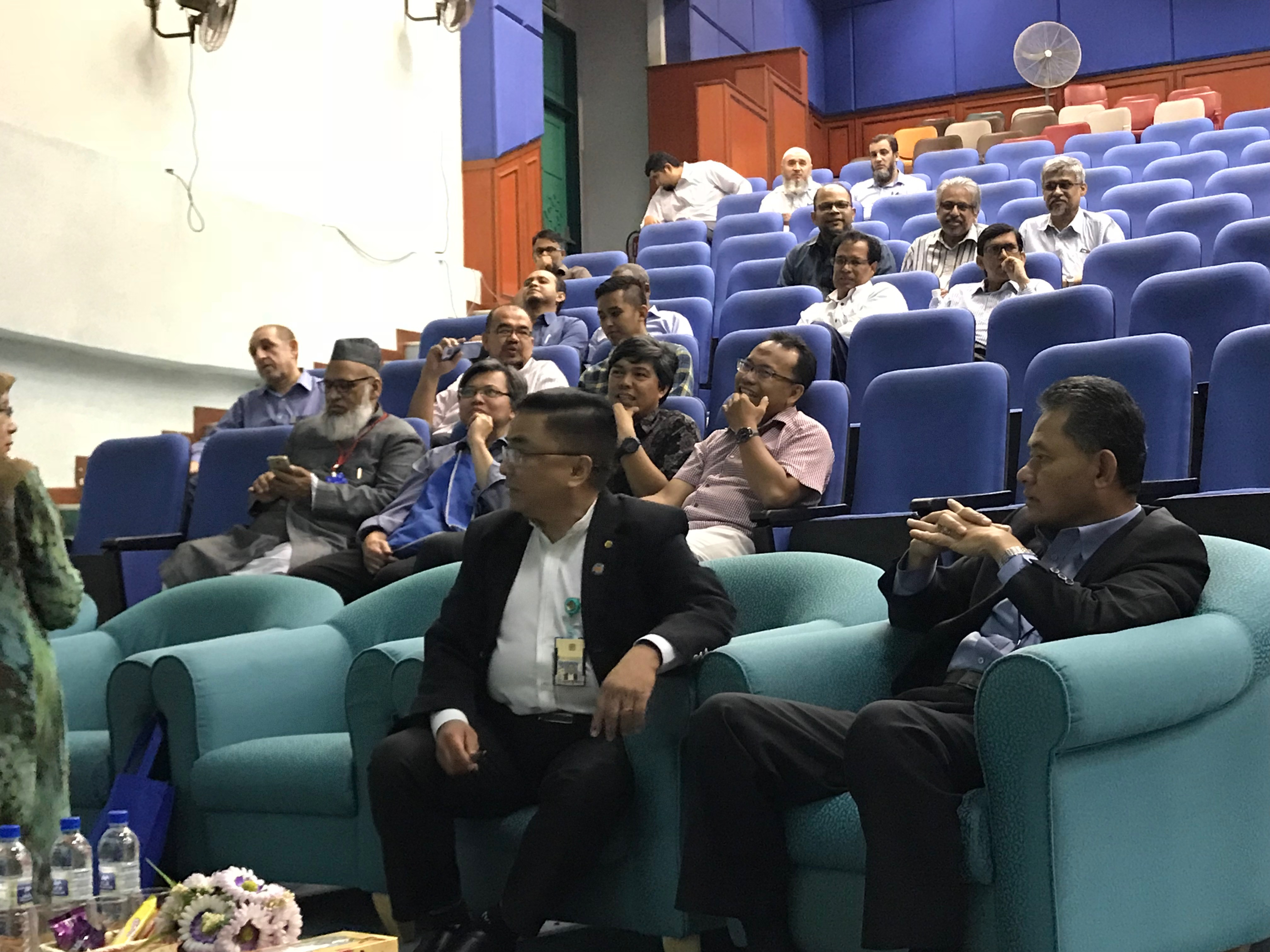 ROADSHOW No. 4 - IIUM GLOBAL PROMINENCE PROJECT FOR KULLIYYAH OF ENGINEERING  (28th March 2018)