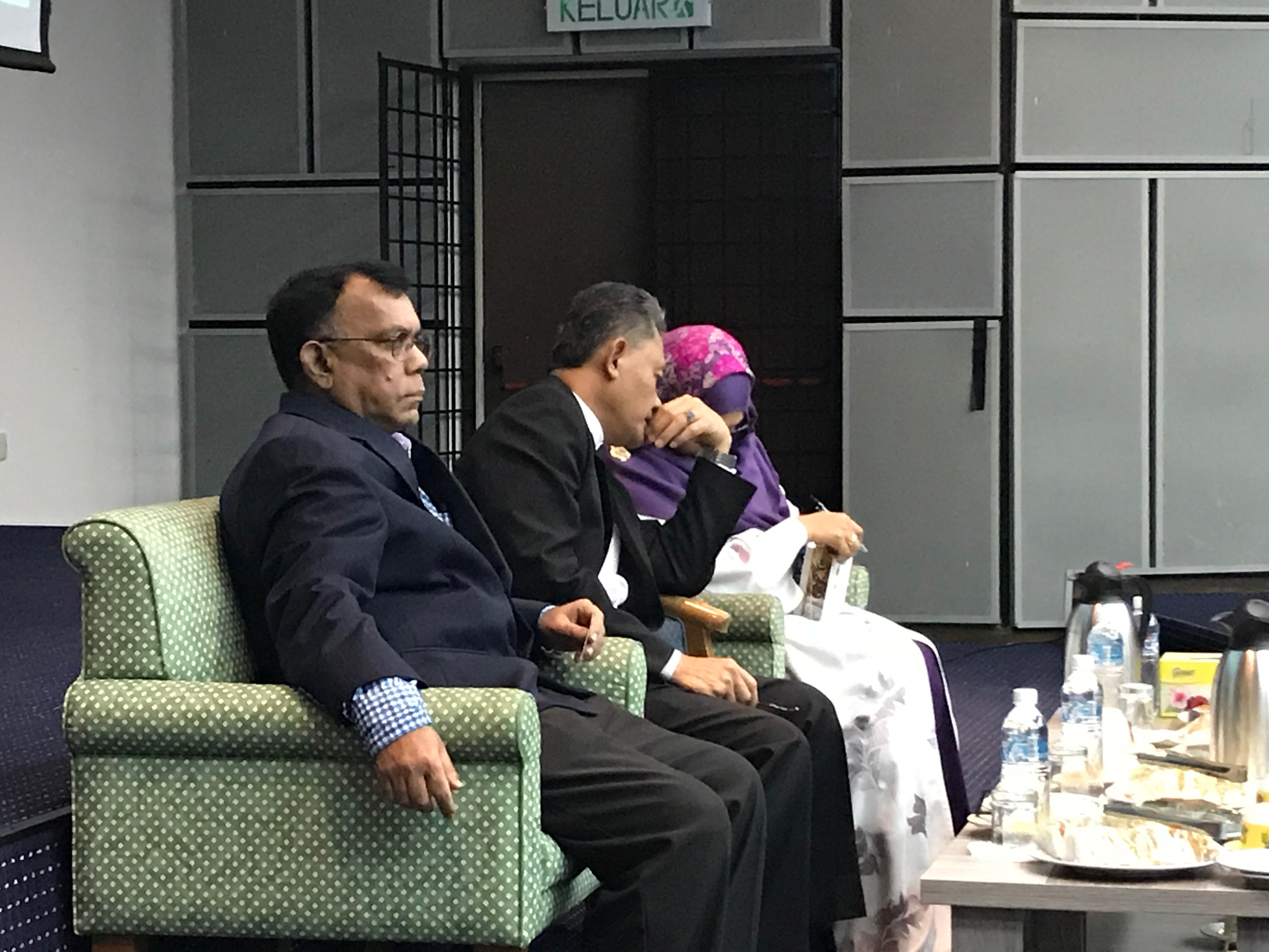 ROADSHOW No. 6 - IIUM GLOBAL PROMINENCE PROJECT FOR KULLIYYAH OF ISLAMIC REVEALED KNOWLEDGE AND HUMAN SCIENCES ION (13th April 2018)