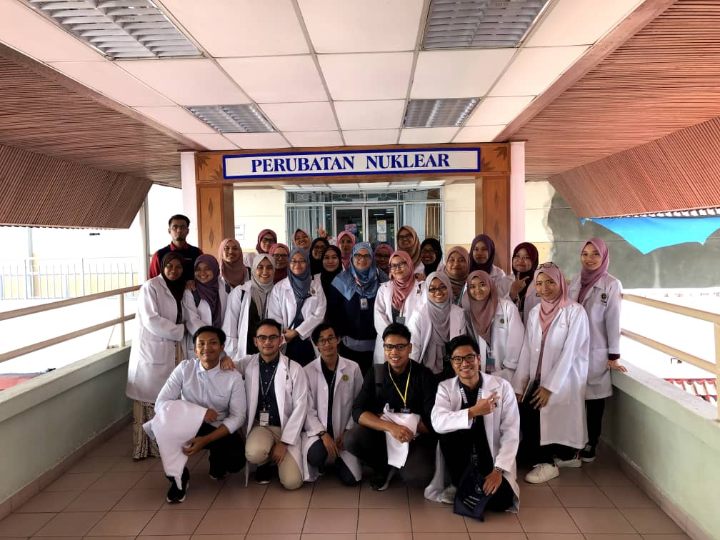 Educational Visit to Department of Nuclear Medicine, Penang