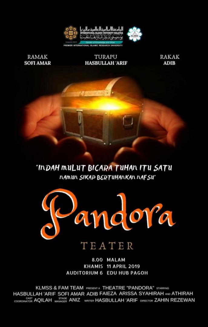Pandora Teater