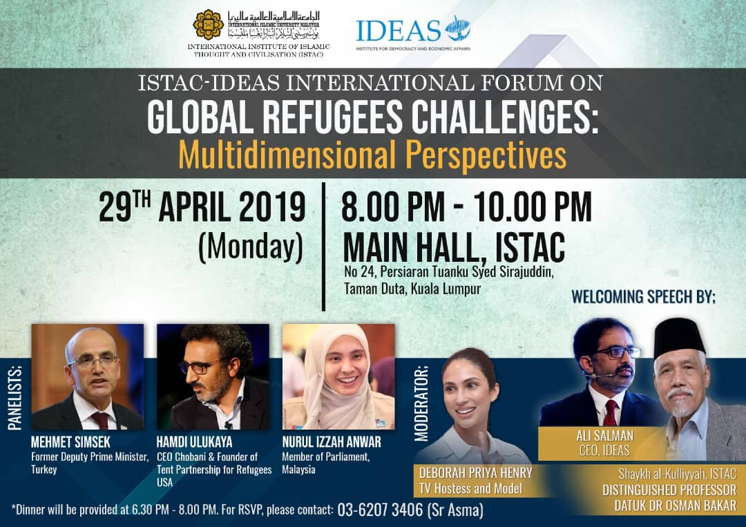 GLOBAL REFUGEES CHALLENGES: Multidimensional Perspectives
