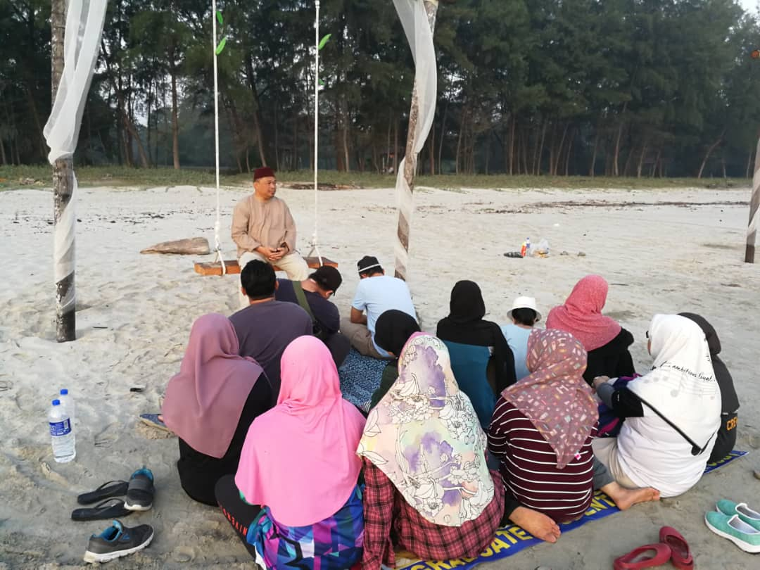 2019 CPS Ibadah Camp - Islamic Civilization - Savior of Mankind