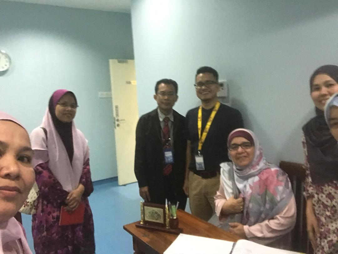 VISITORS FROM KULLIYYAH OF MEDICINE TO KON CLINICAL SKILLS CENTRE