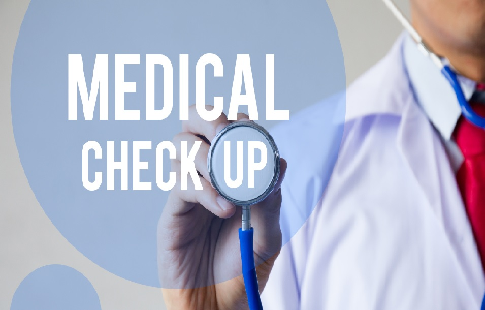 Medical Check-Up New Intake Student Semester 2 2019-2020
