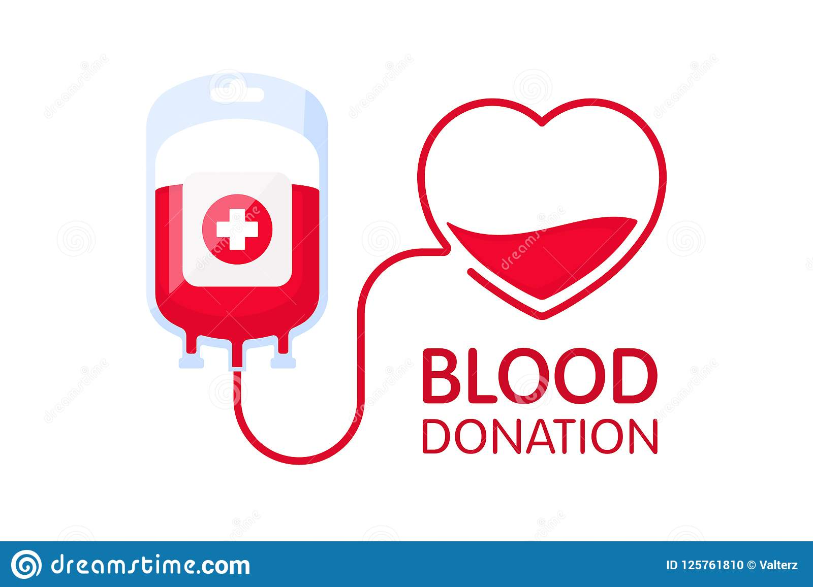 BLOOD DONATION - LET'S DONATE