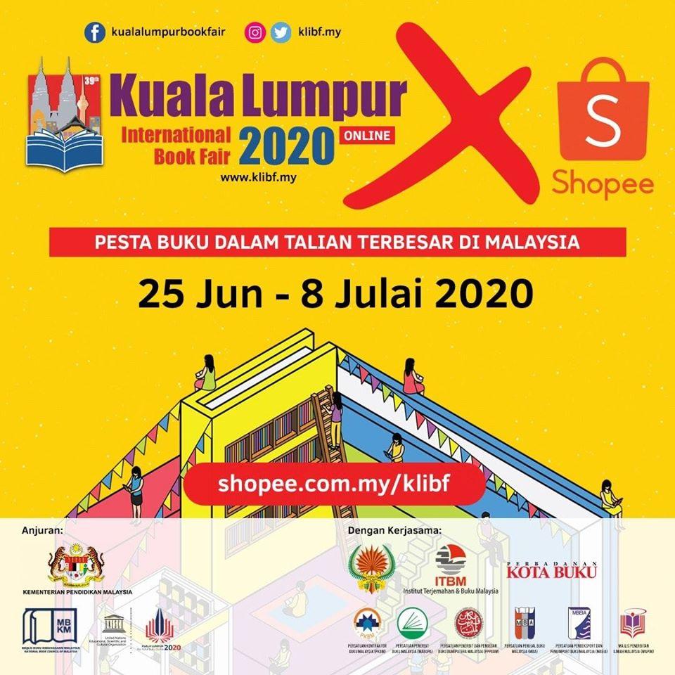 Kuala Lumpur International Book Fair 2020 (ONLINE)