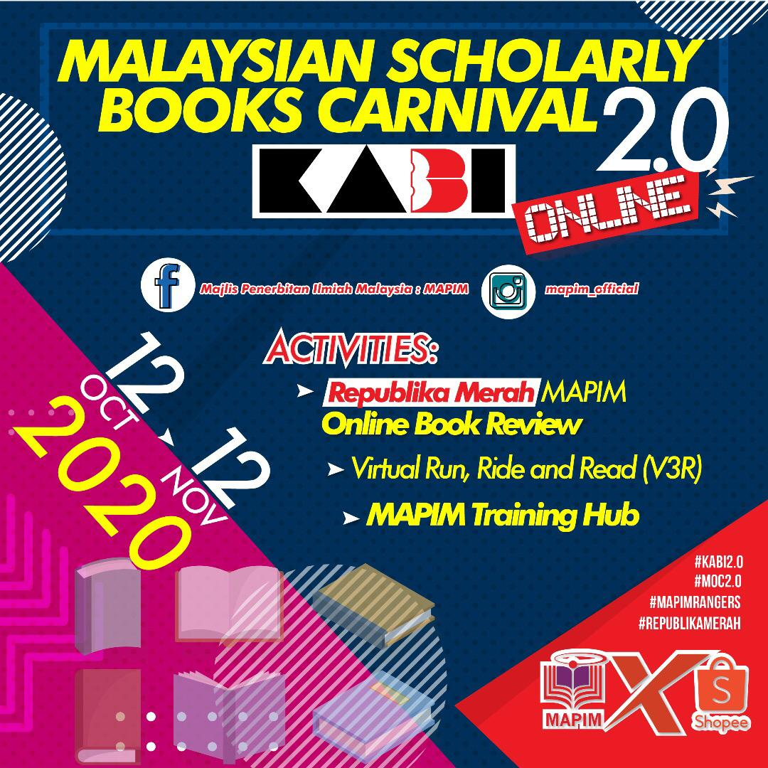 Malaysian Scholarly Books Carnival [Online] KABI 2.0