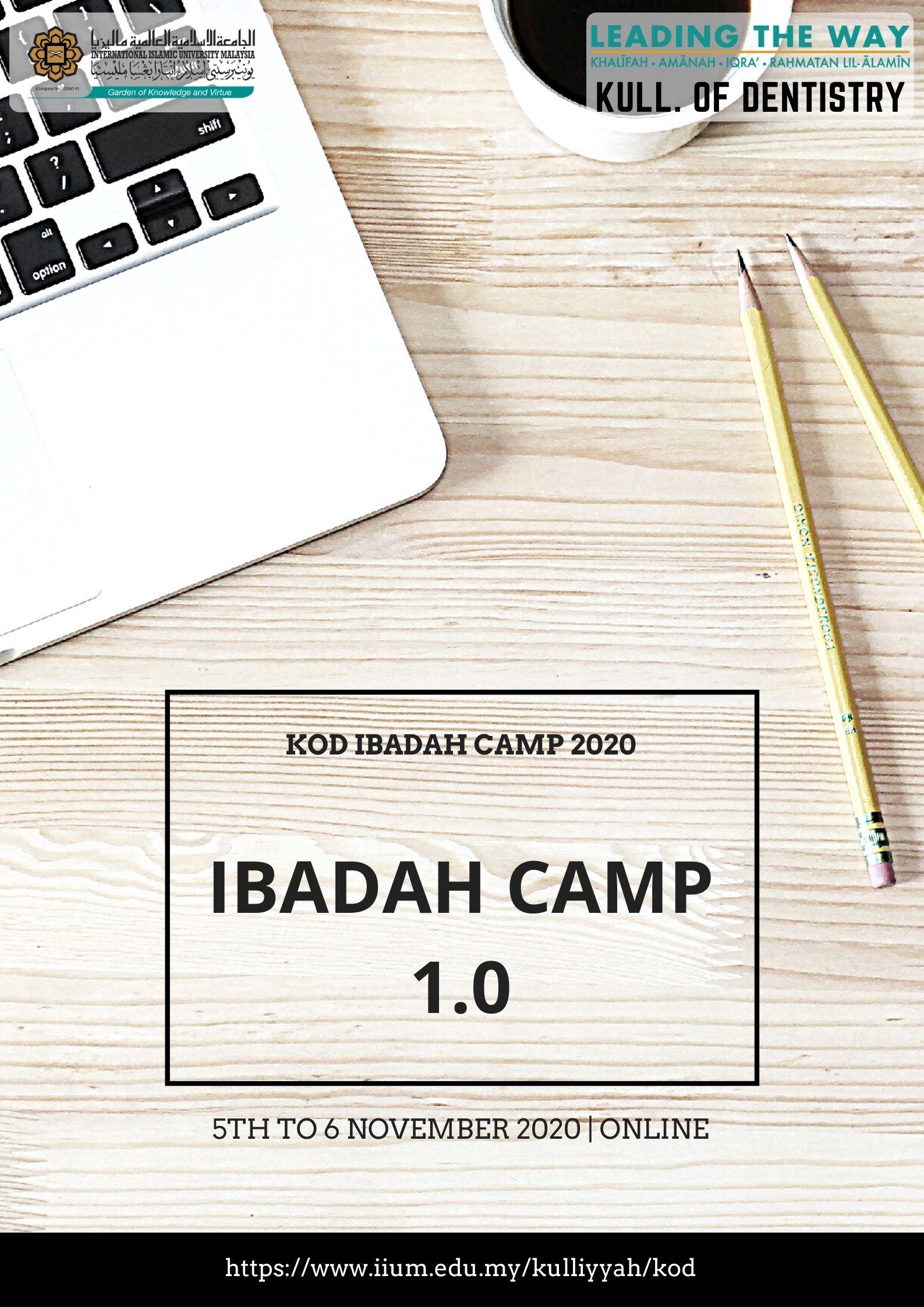 KOD Ibadah Camp 2020