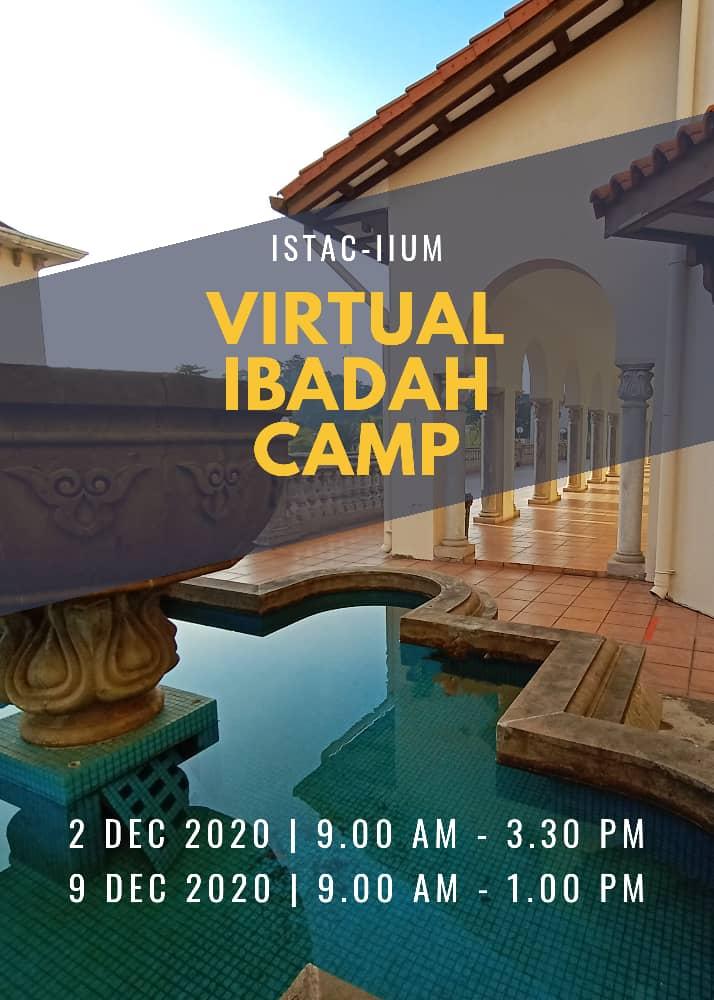 ISTAC-IIUM VIRTUAL IBADAH CAMP