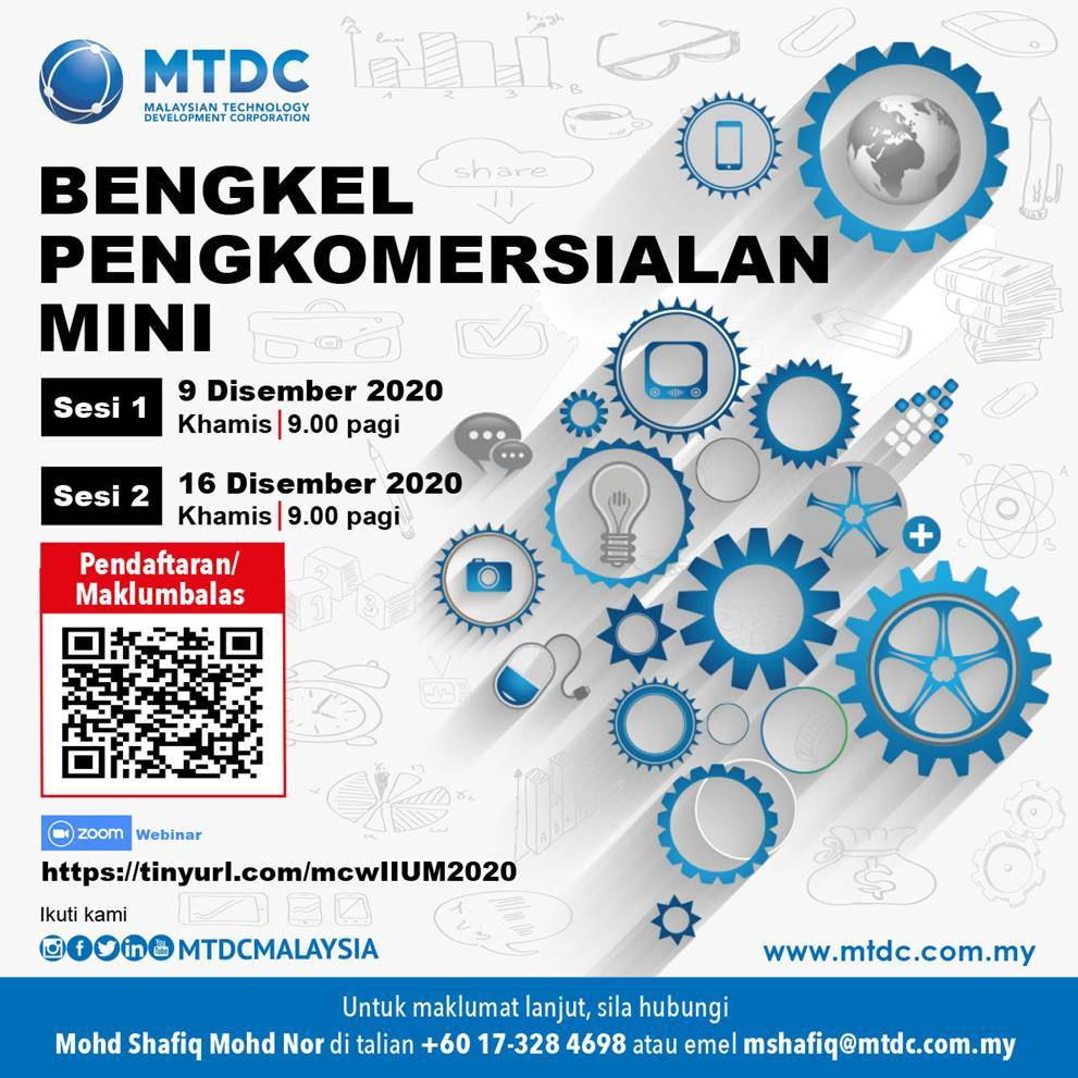 MTDC MINI COMMERCIALIZATION