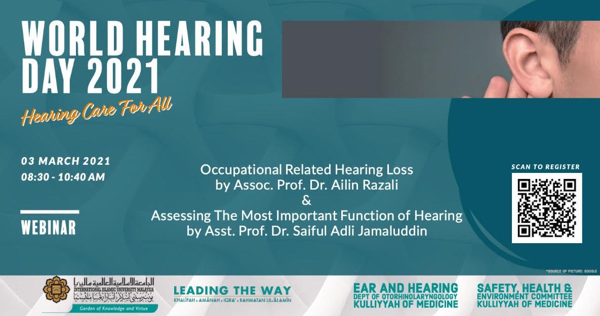 World Hearing Day 2021