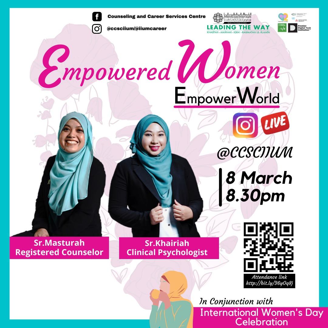 Empowered Women Empower World