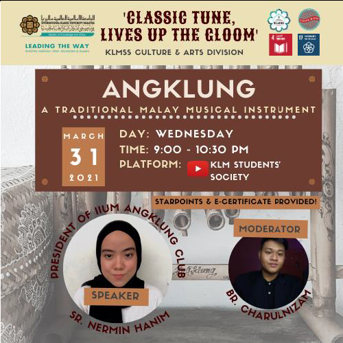 Angklung - A Traditional Malay Musical Instrument