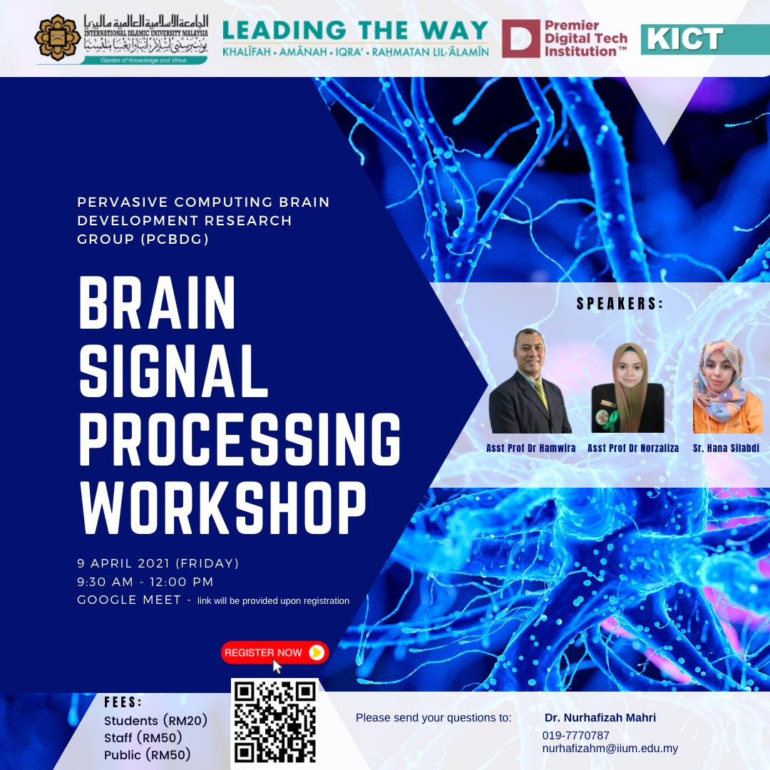 Brain Signal Processing e-Workshop