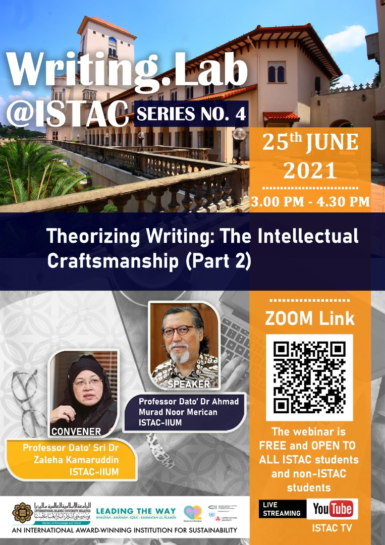 WRITING. LAB@ISTAC Series No.4