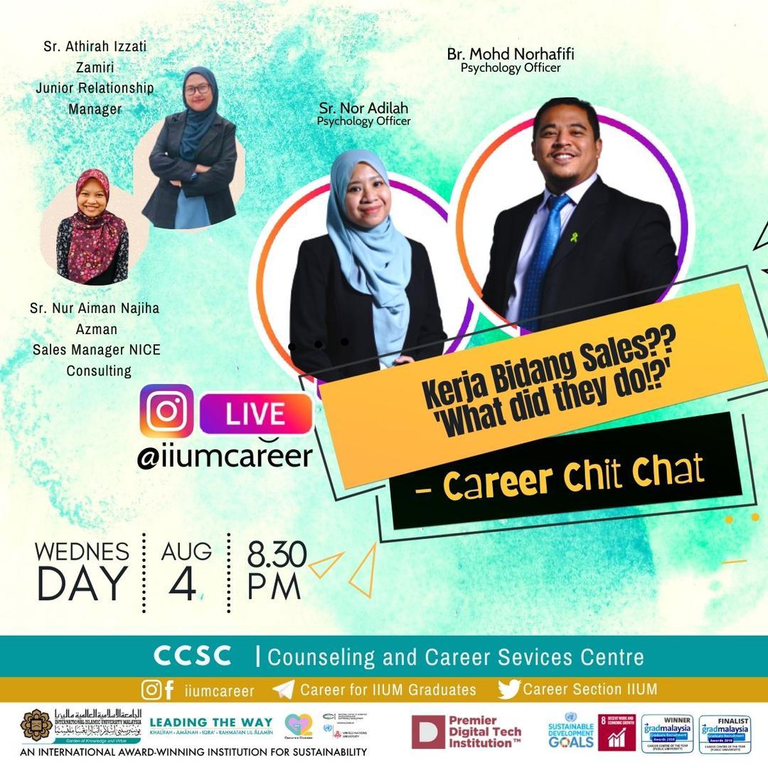 Career Chit-Chat: Kerja Bidang Sales?