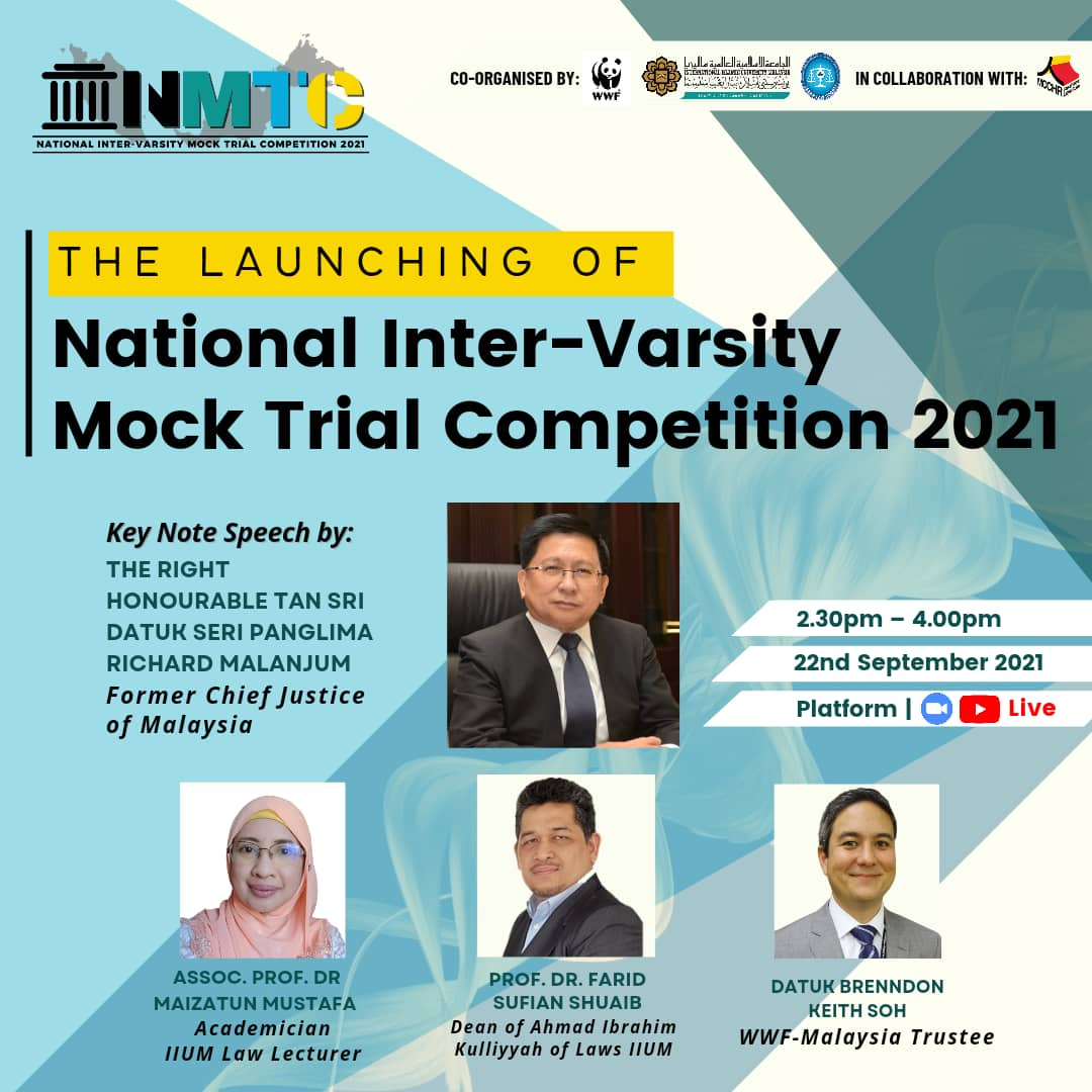 NATIONAL INTER-VARSITY MOCK TRIAL COMPETITION 2021