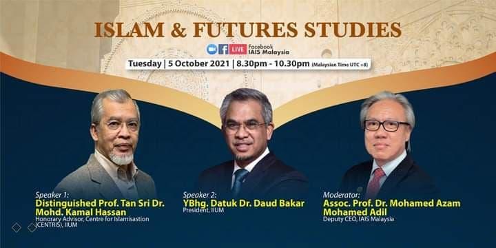 ISLAM  AND FUTURES STUDIES