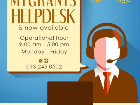 MyGrants Helpdesk