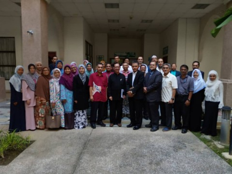 IIUM Rector's Strategic Visit to Kulliyyah of Engineering