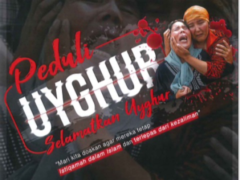 SPECIAL TALK ON UYGHUR CAUSE