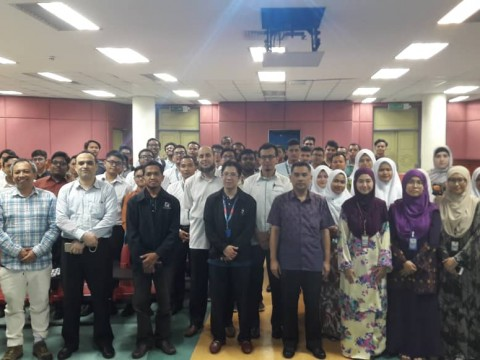 Welcome New Intake Students to Kulliyyah of Engineering, IIUM.